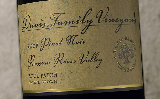 2010 Soul Patch Pinot Noir